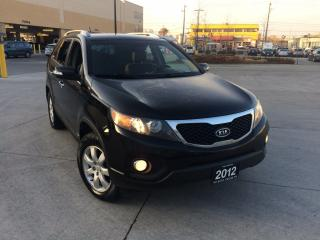 Used 2012 Kia Sorento 7 passenger, AWD, Automatic, certify, 3 for sale in North York, ON