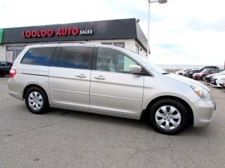 Used 2007 Honda Odyssey EX 8 Passenger Power Sliding Door Certified 2 YR for sale in Milton, ON