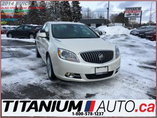 Used 2014 Buick Verano Premium+Camera & Sensors+Blind Spot & Lane Warning for sale in London, ON