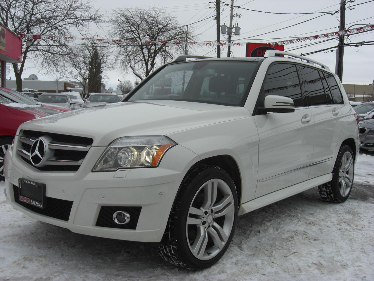 Used 2010 mercedes benz glk350 glk 350 4matic for sale in for Mercedes benz london ontario