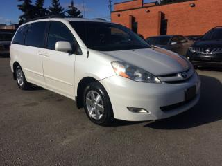 Used 2008 Toyota Sienna LE,EXTRA CLEAN,SAFETY+3YEARS WARRANTY INCLUDED for sale in North York, ON