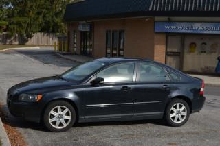 Used 2006 Volvo S40 Black for sale in Mississauga, ON