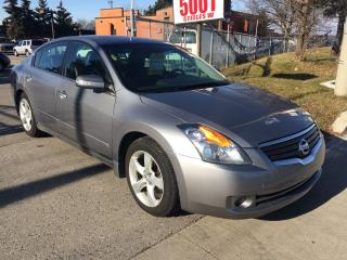 Used 2009 Nissan Altima SE,LEATHER,S/R,MAG,SAFETY+3YEARS WARRANTY INCLUDE for sale in North York, ON