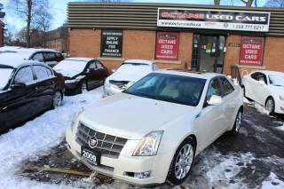 Used 2009 Cadillac CTS for sale in Scarborough, ON