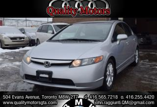 Used 2008 Honda Civic LX for sale in Etobicoke, ON