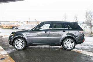 Used 2016 Land Rover Range Rover Sport One Owner! Local Trade! No Accidents! Warranty for sale in Langley, BC