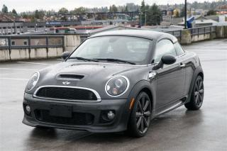 Used 2012 MINI Cooper S Clean Sports Coupe. for sale in Langley, BC