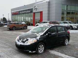 Used 2012 Nissan Versa Hatchback 1.8 SL CVT for sale in Mississauga, ON