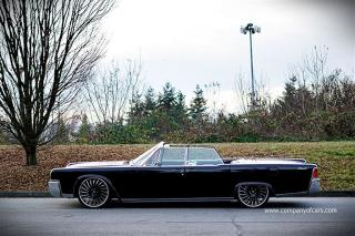 Used 1964 Lincoln Continental Convertible for sale in Burnaby, BC