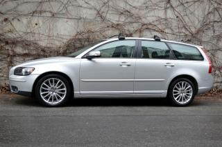 Used 2009 Volvo V50 2.4i wagon for sale in Vancouver, BC