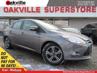 Used 2014 Ford Focus SE | CRUISE CONTROL | BLUETOOTH | SAT RADIO | A/C for sale in Oakville, ON