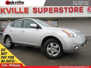 Used 2009 Nissan Rogue S | CRUISE CONTROL | KEYLESS ENTRY | A/C for sale in Oakville, ON