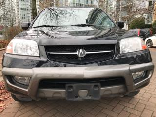 Used 2002 Acura MDX 7 PASS,LOCAL,NO ACCIDENT,ONE OWNER for sale in Vancouver, BC