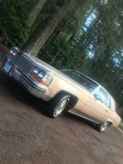Used 1980 Cadillac DeVille d'Eligance for sale in Maple Ridge, BC