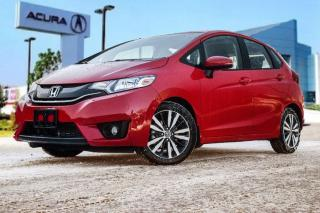 Used 2017 Honda Fit EXL-Navi CVT Less Than 2000KM|Like NEW for sale in Thornhill, ON