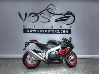 Used 2017 Aprilia RSV4 RR - No Payments For 1 Year** DEMO for sale in Concord, ON