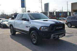 Used 2016 Dodge Ram 1500 Rebel - Hemi, 4x4, GPS, Air Suspension for sale in London, ON