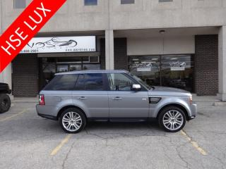 Used 2012 Land Rover Range Rover SPORT HSE for sale in Concord, ON