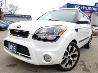 Used 2013 Kia Soul 2.0L 4u Luxury-Navigation-Pristine for sale in Mississauga, ON