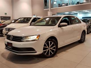 Used 2016 Volkswagen Jetta Sedan COMFORTLINE-AUTO-SUNROOF-CAMERA-ONLY 43KM for sale in York, ON