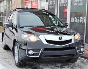 Used 2010 Acura RDX Tech Pkg for sale in Etobicoke, ON
