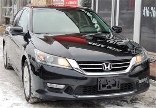 Used 2013 Honda Accord Sedan EX-L for sale in Etobicoke, ON