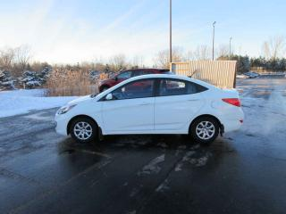 Used 2013 Hyundai ACCENT  FWD for sale in Cayuga, ON