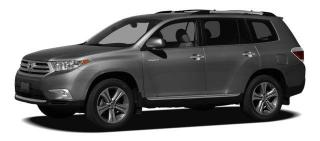 Used 2012 Toyota Highlander for sale in Brampton, ON