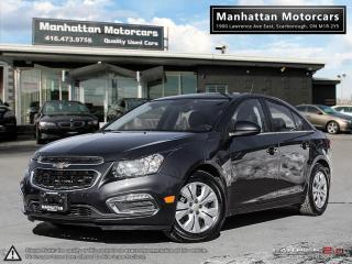 Used 2016 Chevrolet Cruze LT AUTO |BLUETOOTH|CAMERA|WARRANTY|25000KM for sale in Scarborough, ON