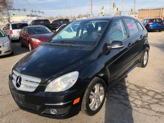 Used 2009 Mercedes-Benz B 200 NO ACCIDENT - SAFETY & WARRANTY INCLUDED for sale in Cambridge, ON
