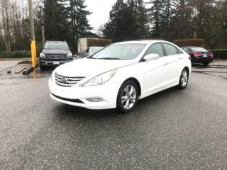 Used 2011 Hyundai Sonata LIMITED for sale in Surrey, BC