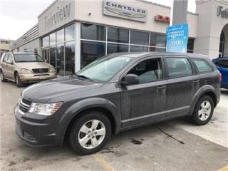 Used 2014 Dodge Journey CVP/SE Plus for sale in Burlington, ON