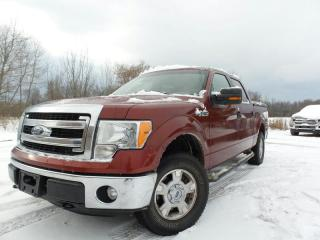 Used 2014 Ford F-150 *CPO* 4WD SUPERCREW 145 XLT 1.9% APR FREE WAR... for sale in Midland, ON