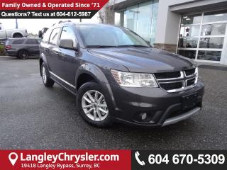 New 2018 Dodge Journey SXT <b>Navigation and Backup Camera Group<b> for sale in Surrey, BC
