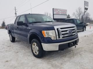 Used 2009 Ford F-150 XLT for sale in Komoka, ON