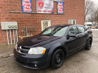 Used 2011 Dodge Avenger SXT/2.4L/SAFETY/WARRANTY INCLUDED for sale in Cambridge, ON