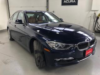 Used 2013 BMW 3 Series  AWD SUNROOF  LEATHER INTERIOR  MINT CONDITION  for sale in North York, ON