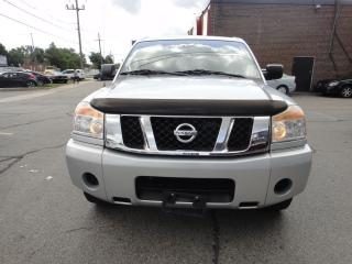 Used 2009 Nissan Titan XE, 5.6, V6 Titan, MUST SEE for sale in North York, ON
