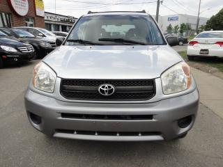 Used 2004 Toyota RAV4 RAV4, MINT CONDITION, A/C for sale in North York, ON