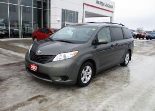 Used 2013 Toyota Sienna Base 7-Passenger for sale in Renfrew, ON