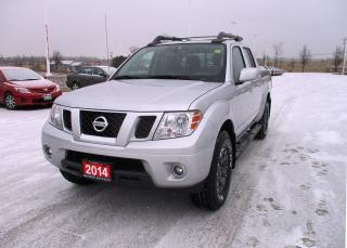 Used 2014 Nissan Frontier Pro-4X for sale in Renfrew, ON