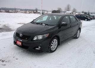 Used 2009 Toyota Corolla S for sale in Renfrew, ON