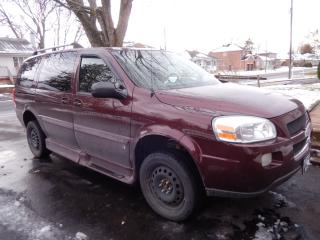Used 2007 Chevrolet Uplander LS for sale in Gloucester, ON