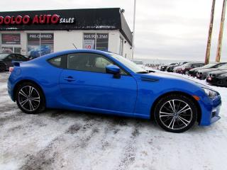 Used 2013 Subaru BRZ Sport-tech Navigation Bluetooth Certified Warranty for sale in Milton, ON