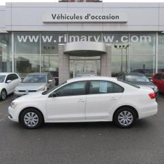 Used 2013 Volkswagen Jetta Trendline Trendline for sale in St-Léonard, QC