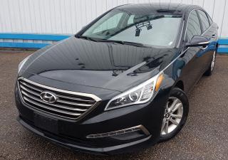 Used 2017 Hyundai Sonata GLS *SUNROOF* for sale in Kitchener, ON