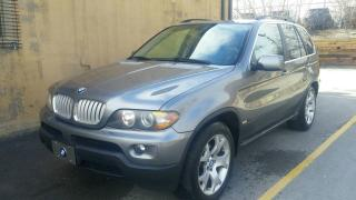 Used 2005 BMW X5 traction intégrale for sale in Laval, QC