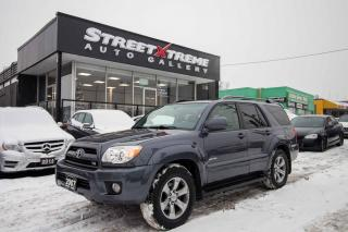 Used 2007 Toyota 4Runner V8 LIMITED for sale in Markham, ON