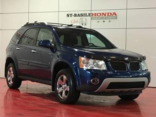 Used 2009 Pontiac Torrent + EDITION PODIUM + TOIT OUVRANT for sale in St-Basile-le-Grand, QC