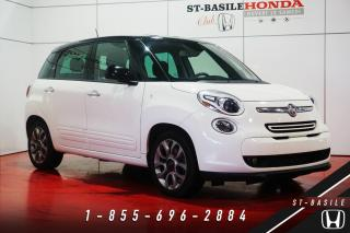 Used 2014 Fiat 500 L SPORT+ CONDITION SHOWROOM + WOW!! for sale in St-Basile-le-Grand, QC